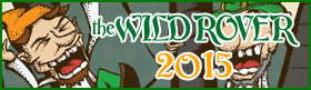 st.patrick's day THE WILDROVER 2015